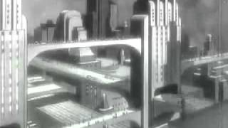 Download Cars and Future Cities from 1930's Video