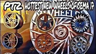 Download SEMA,17 HOTTEST NEW WHEELS FOR 2018 (EXCLUSIVE FOOTAGE) Video