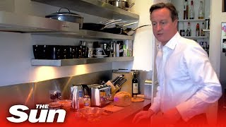 Download A Day in the Life of David Cameron Video