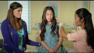 Download Donnabella Mortel, Andrea Navedo, & Jenna Ortega on, CW's ″Jane The Virgin″ Video