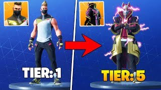 Download I Unlocked *MAX TIER* DRIFT SKIN In Fortnite Battle Royale! Video