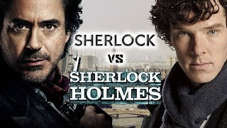 Download Sherlock Vs Sherlock - Which Is The Superior Incarnation? Video