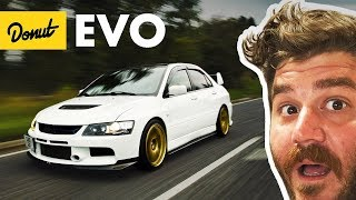 Download Lancer Evolution - Everything You Need to Know | Up To Speed Video