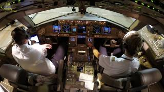 Download B777F ULTIMATE COCKPIT MOVIE: Lufthansa Cargo Captain Rikard delivers two pregnant horses [AirClips] Video