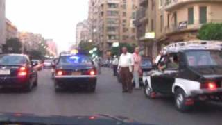 Download Nothing like traffic in Cairo Egypt Video