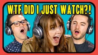 Download YOUTUBERS REACT TO WTF DID I JUST WATCH?! COMPILATION Video