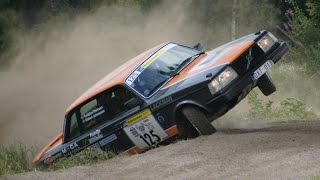 Download Extreme Volvo Rallying Video
