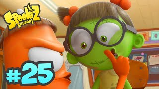 Download Spookiz | 125 - How to Steal his Heart (Season 1 - Episode 25) | Videos For Kids 스푸키즈 Video