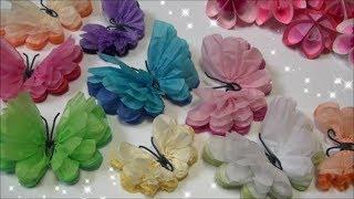 Download (ペーパーポンポン)簡単!かわいい蝶々の作り方 【DIY】(Paper Ponpon)Easy!Butterfly Video