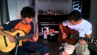 Download Misread Cover (Kings of Convenience) 2 guitars Video