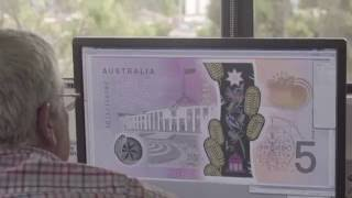Download New banknotes: Design & production Video