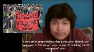 Download Analyzing the Rohingya crisis from the Bangladesh Perspective Video
