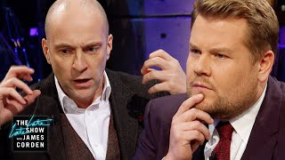 Download Derren Brown Blows James Corden's Mind Again Video