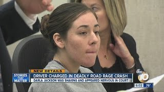 Download Darla Jackson in court for road rage killing of Navy officer Video