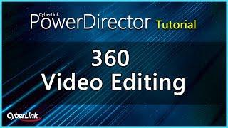 Download PowerDirector - 360 Video Editing Video