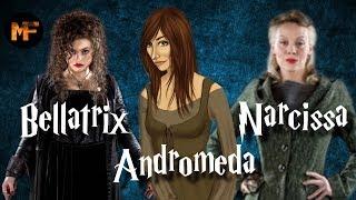 Download Black Sister Origins Explained (Bellatrix Lestrange, Narcissa Malfoy & Andromeda Tonks) Video