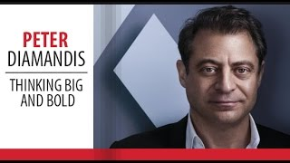 Download How to Think Bigger - Peter Diamandis - Thinking Big and Bold Video