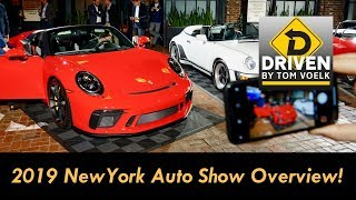 Download Tour the 2019 New York International Auto Show! Video