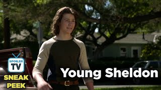 Download Young Sheldon 2x09 Sneak Peek 1 ″Family Dynamics and a Red Fiero″ Video