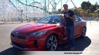 Download Review: 2018 Kia Stinger GT Video