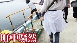 Download 【驚異】船着場の下からどえらい大物きて町中騒然 Video
