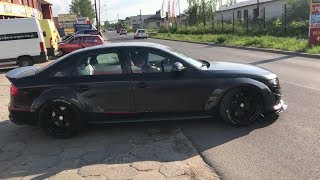 Download Audi A4 V8 Sedan Brutal Revs & Acceleration w/ Armytrix Exhaust By BEST-Performance Video