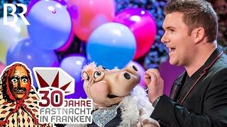 Download Sebastian Reich und Nilpferd Amanda| Fastnacht in Franken 2017 | Prunksitzung | Veitshöchheim Video