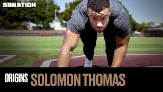 Download How 49ers DL Solomon Thomas became a monster on the field - Origins, Episode 16 Video