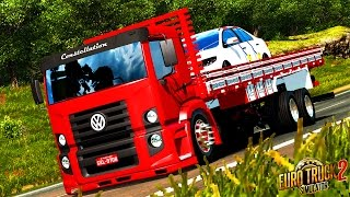 Download EURO TRUCK SIMULATOR 2│MOD│CONSTELLATION + COROLLA Video