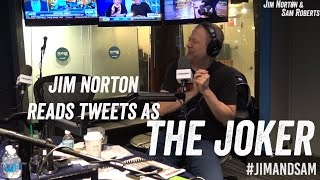 Download Jim Norton Reads Tweets as the Joker - Jim Norton & Sam Roberts Video