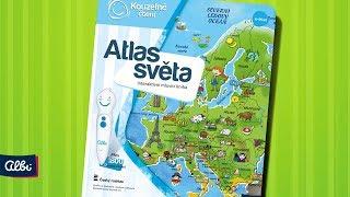 Download Atlas světa - Kouzelné čtení od ALBI Video