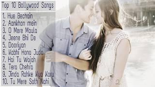 Best of Bollywood Songs 2018 | Top 10 Songs | Romantic Hindi