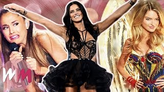 Download Top 10 Craziest Victoria's Secret Fashion Show Moments Video