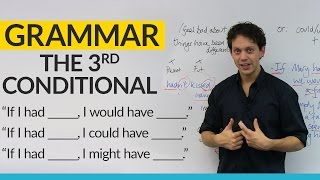 Download Learn English Grammar: How to use the 3rd conditional Video