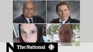 Download Fredericton shooting victims remembered Video
