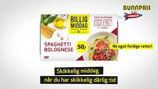 Download Billig Middag – Spaghetti Bolognese Video