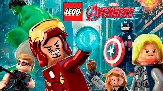 Download LEGO Marvel Avengers Pelicula Completa Español | Los Vengadores - Todas las Cinematicas (Game Movie) Video