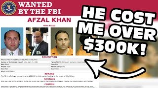 Download Dealer Con Cost Us A Ferrari And Is Now On The FBI Most Wanted List Video