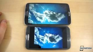 Download Samsung Galaxy Mega 6.3 vs Samsung Galaxy Note II Video
