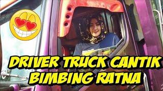 Download Driver Truck Cantik Police Women Bimbing Ratna Bersama Big Bos Raden Andy Video
