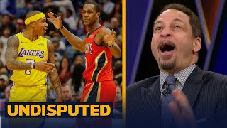Download Chris Broussard reacts to Isaiah Thomas - Rajon Rondo altercation | UNDISPUTED Video