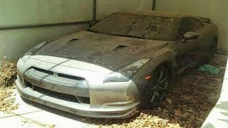 Download Abandoned luxury cars around the world 🚘🗝️🚗 Video
