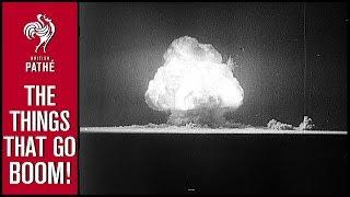 Download Atomic Bomb - The Big Test (1945) | British Pathé Video