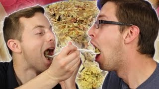 Download Americans Try Syrian Food For The First Time Video