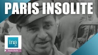 Download Pourquoi les Parisiens n'ont-ils jamais les mains vides ? | Archive INA Video