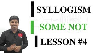 Download SYLLOGISM LESSON#4 SOME NOT Video
