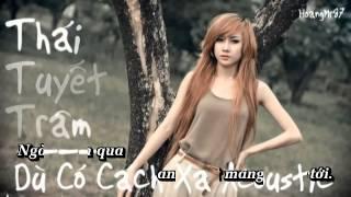 Download Dù Có Cách Xa - Thái Tuyết Trâm - Karaoke Video
