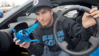 Download Why to NEVER Buy Cheap Steering Wheels. Video