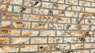 Download COMO HACER PARED SIMULACIÓN LADRILLO / faux brick wall Video