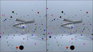 Download 3D without glasses, Cross-Eye HD Video